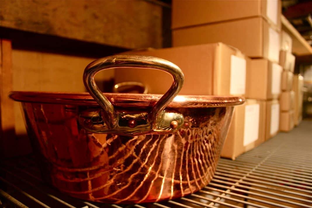 В какой посуде варить варенье