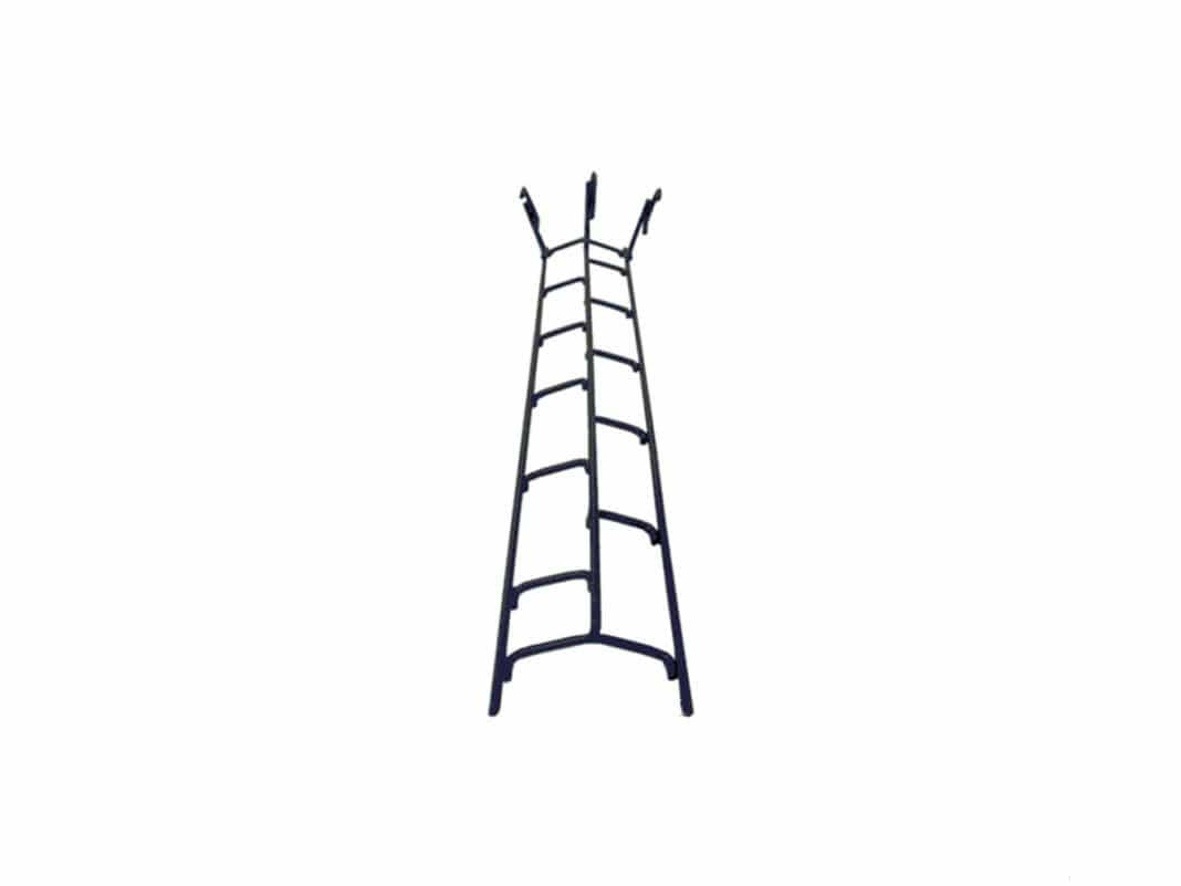 Лестница для водопроводного колодца своими руками