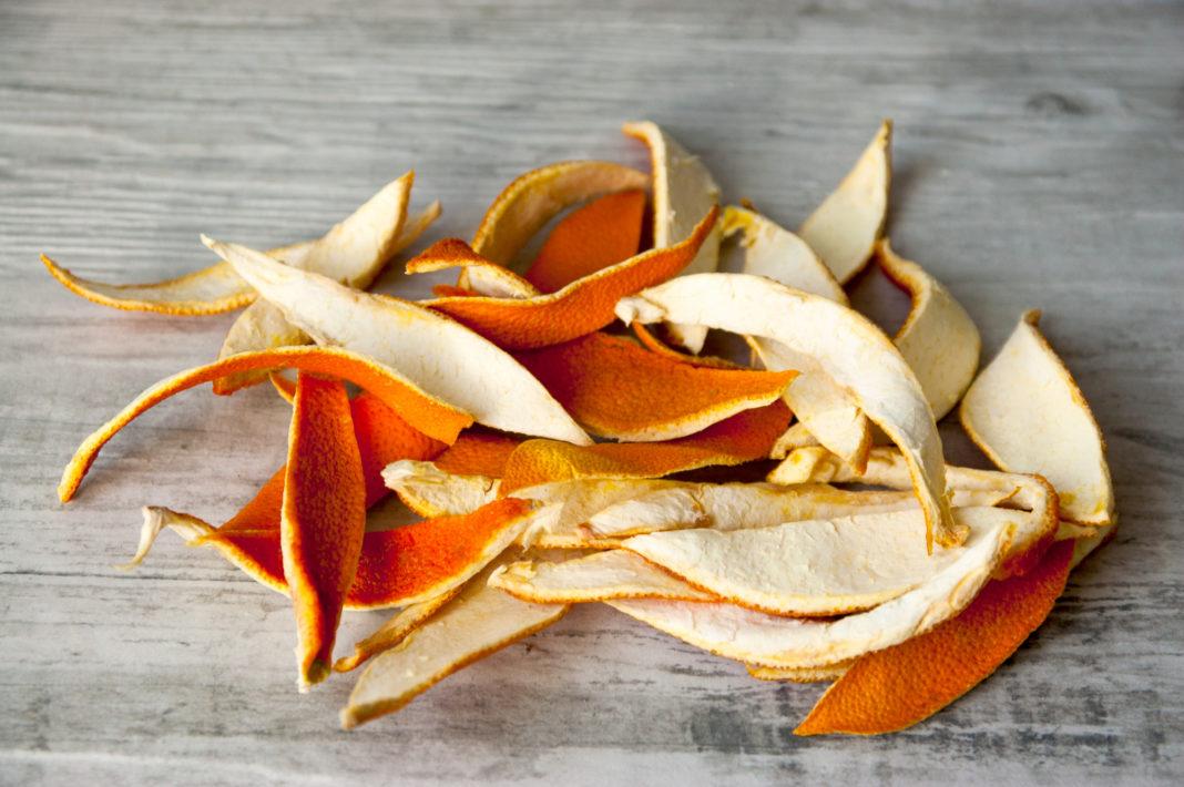 Удивительное удобрение из апельсиновых корок