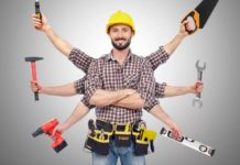 помощник в строительстве