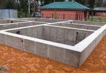Ленточный фундамент: поэтапное строительство