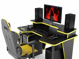 Чем круты специальные столы для геймеров