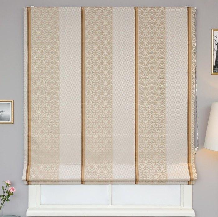 римская штора своими руками пошаговая инструкция фото