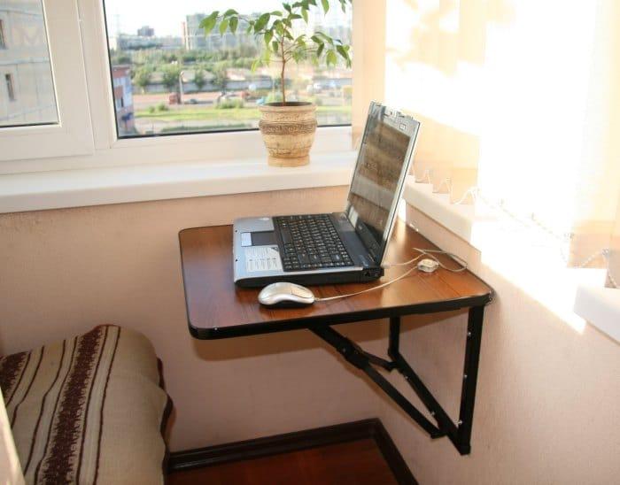 столик балконный