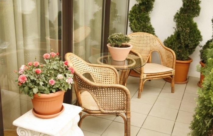купить мебель для лоджии и балкона