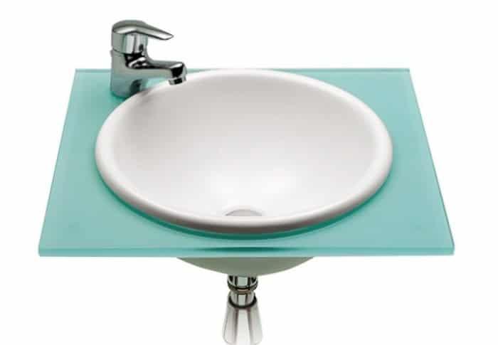 раковина на столешницу в ванную комнату