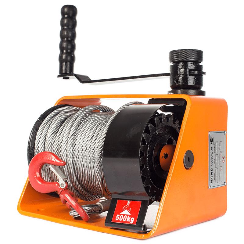 Виды и сфера использования грузоподъемного оборудования