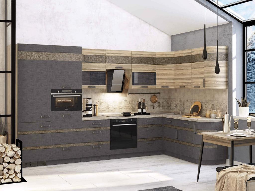 Создаём кухню мечты