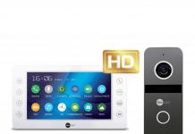 Беспроводные видеодомофоны Neolight