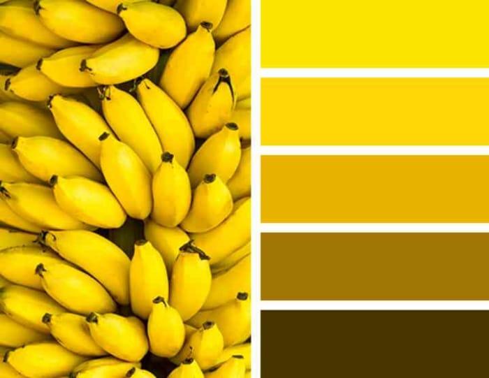 какие цвета смешать чтобы получить желтый цвет