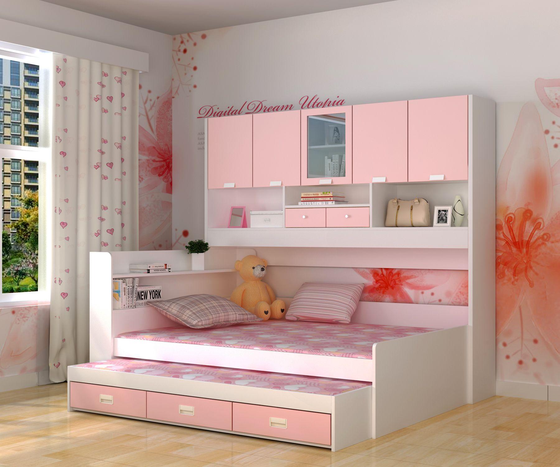 Выбор кровати для подростка